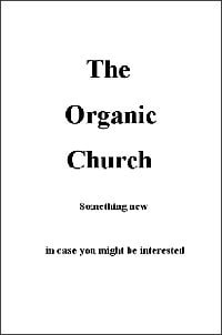 the_organic_church